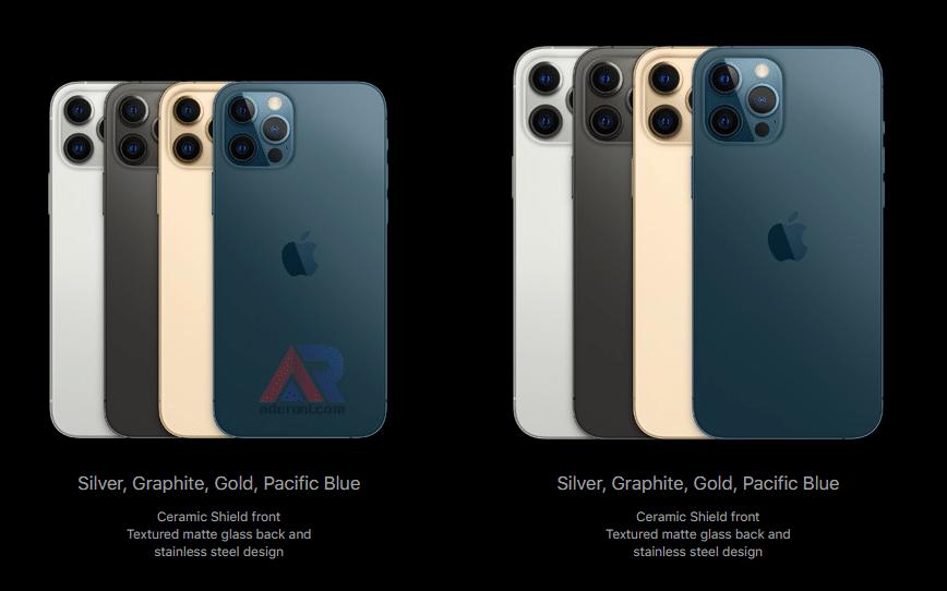 Perbandingan Spesifikasi iPhone 12 Terbaru